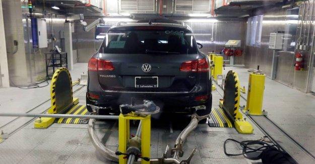 Volkswagen puts even more billions of fines in dieselsag
