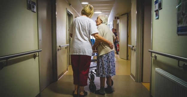 Wallonia will each year 1.130 additional places in nursing homes