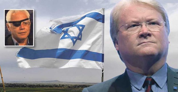 We in Israel do not need friends as today's KD