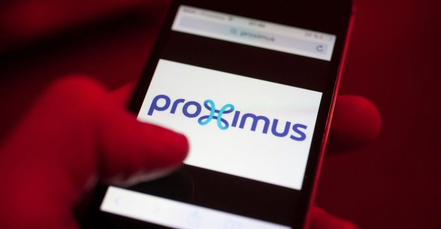 We use more and more data, and Proximus will benefit