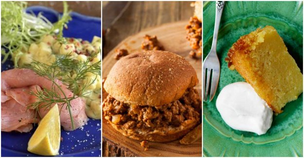 Weekly menu – recipes for the whole week 18