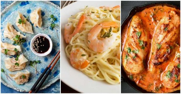 Weekly menu – recipes for the whole week 19