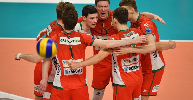 What a turnaround: Maaseik has sixteenth national championship in volleyball bite after thriller of vengeance,