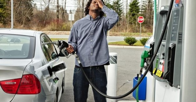 What you should and should not do when you have the wrong fuel put