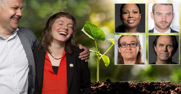 While V talk working MP for climate justice