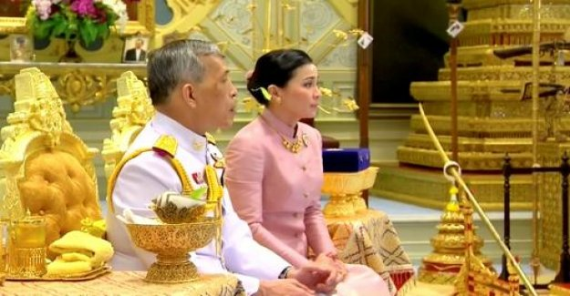Wife of Monarch Vajiralongkorn is the new Queen of Thailand
