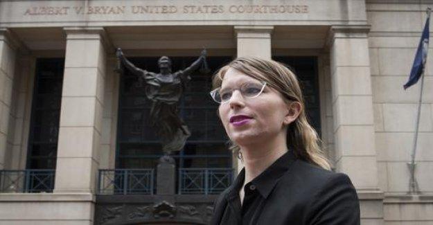 WikiLeaks Whistleblower Chelsea Manning's back in custody