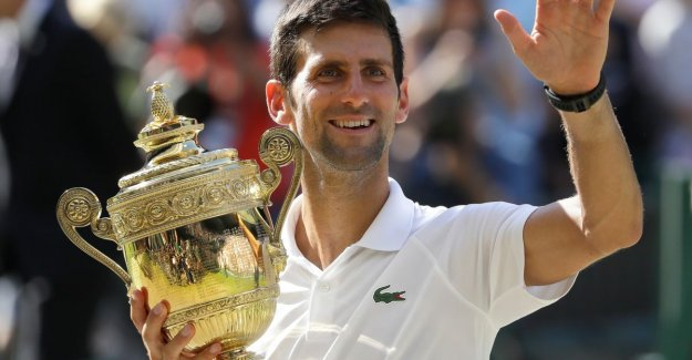 Wimbledon attracts prize money considerably on
