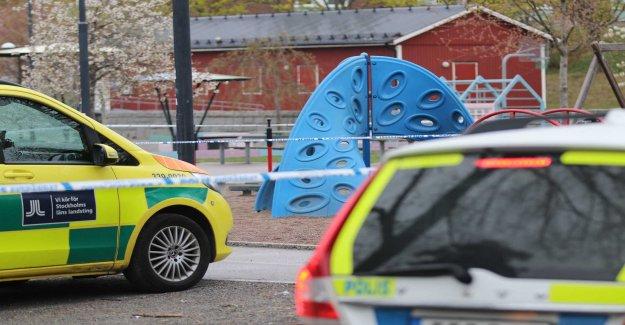 Woman nedstucken – a man arrested