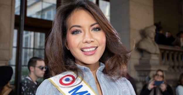 Yes, I'm thickened! I love to eat: Miss France is biting itself off after criticism