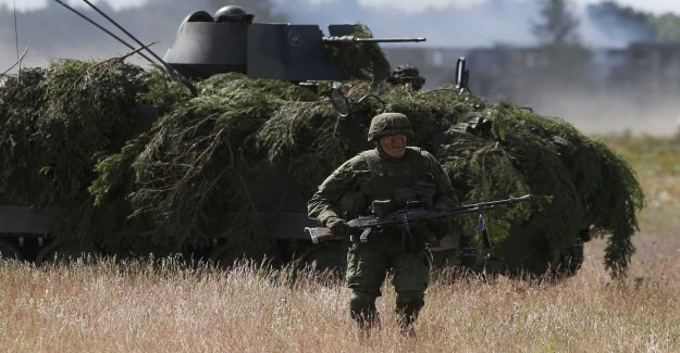 Yet another soldier killed by landmine in Latvia