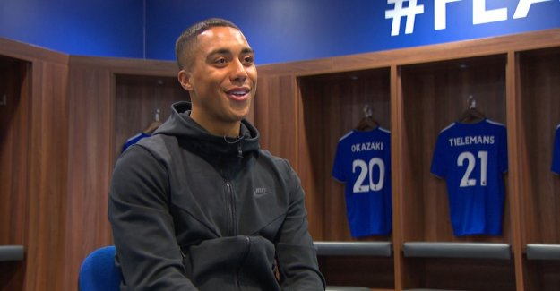 Youri Tielemans: Normally I go to this summer back to Monaco