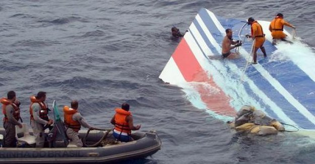 Air-France-crash ten years ago: all of a Sudden disappeared