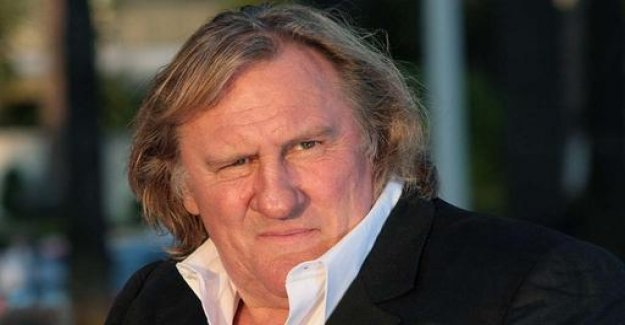 Allegation of abuse: a preliminary investigation is started against Depardieu set
