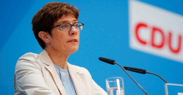 CDU to Nahles-resignation: We are to the Great coalition