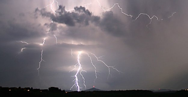Cancellations after lightning strikes in North Rhine-Westphalia