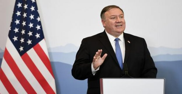 Conflict with Iran: the United States for talks without precondition