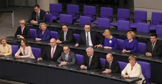 Current hour to climate protection in the German Bundestag