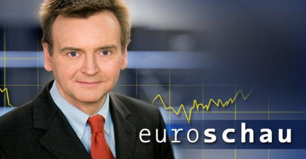 Euro look: Trump puts the ECB under pressure