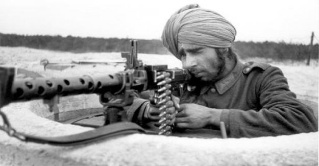 Hitler's Indian army Legion Free India