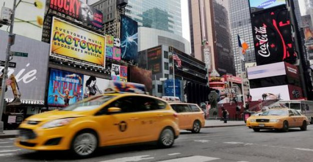 New York: Apparently, the assassination attempt on Times Square was foiled