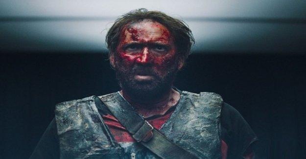 Nicolas Cage is a Berserker