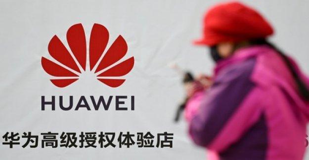 Russia sets at 5G at Huawei
