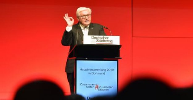 Steinmeier condemned cynical responses to Lübcke-death