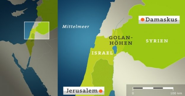 Syrian state media: Israel is attacking military positions