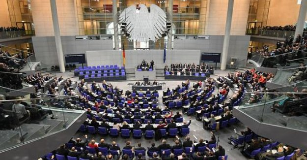 The Council of Europe party criticized the donation practice in Germany