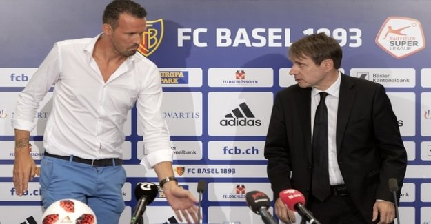 The Problem sits at FC Basel at the very top