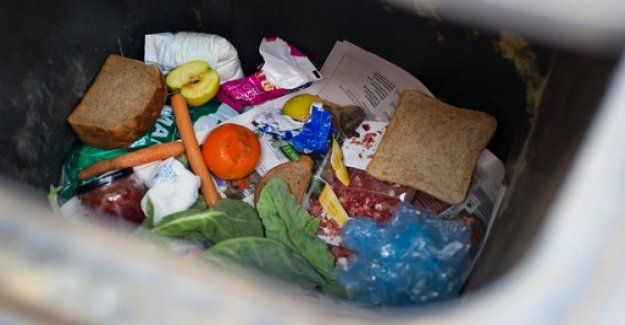 The food in the garbage: containers remains for the time being prohibited