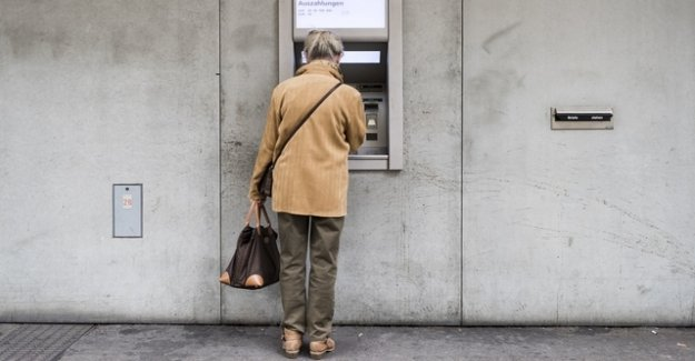 There is a pension looming collapse of up to 30 percent