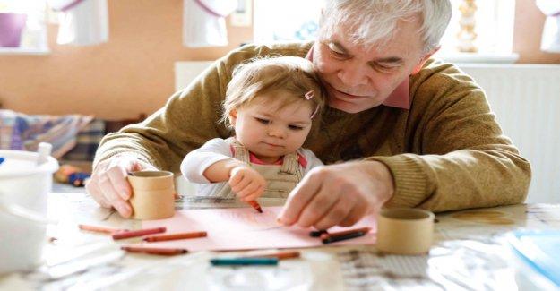 Can I use my grandson as an heir?