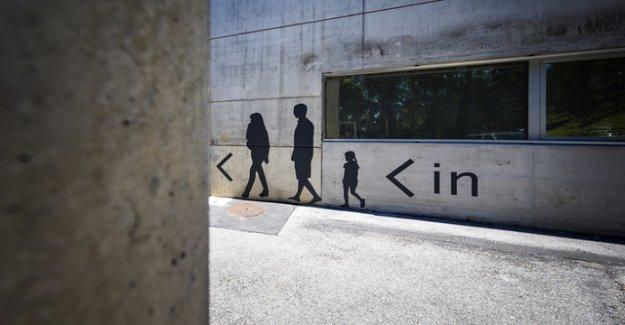 Noise protection prevents the Federal asylum centre
