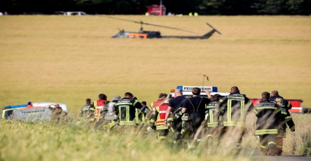 Soldier dies in helicopter crash in Germany