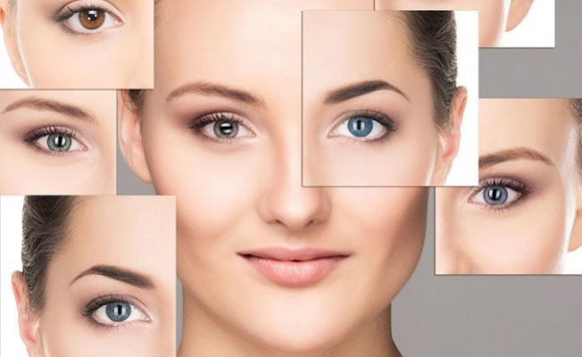 How to Choose the ColoredContact LensesforYour Hair