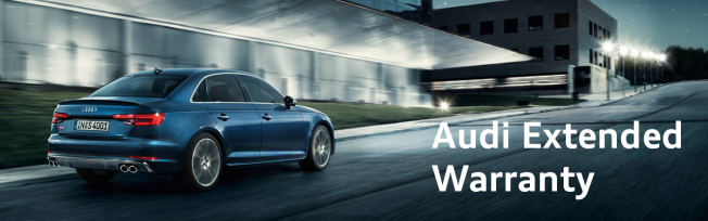 Warranty World Special Extended Warranty Offer for Audi in Canada