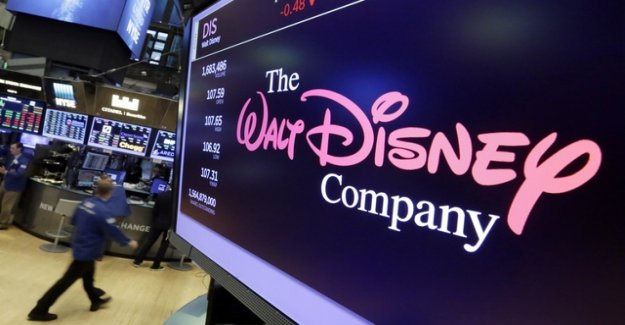 Disney suffers profit slump despite the Avengerssuccess