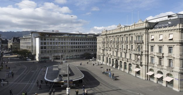 Swiss banks expect the end of the job cuts