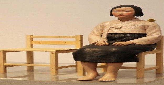 The comfort women is to burn