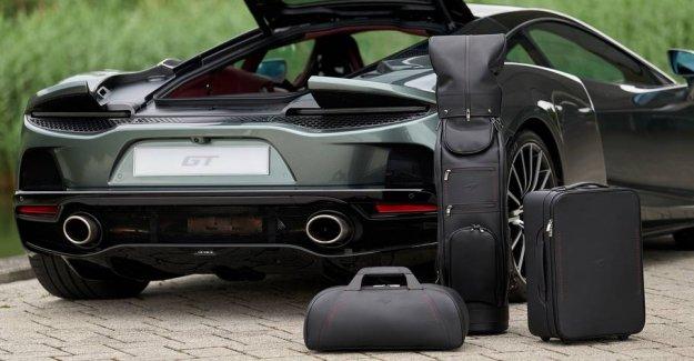 A kuffertsæt to your supercar? 93.000 dollars, thank you
