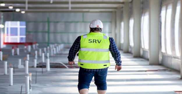 The construction company SRV will start co-determination negotiations, the reduction need 90 person-years