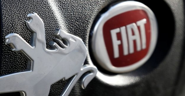 The end of the gas guzzlers? Peugeot and Fiat want to merge