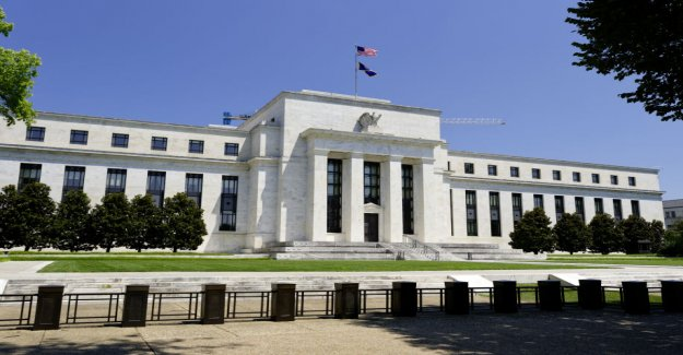 The us central bank already the third rate cut this year – People are encouraged borrowing and consumption