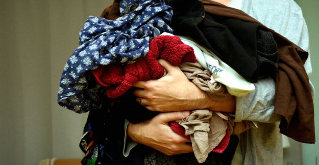 Waste infects tens of millions of pounds of textile waste problem: HSY take a free against the hole in the sheets and worn-out clothes
