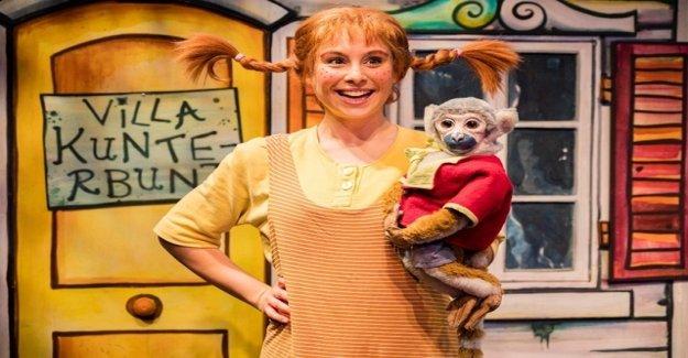 Zurich Fairy Tale Stage Pippi