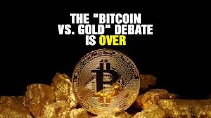 The Bitcoin vs. Gold Debate