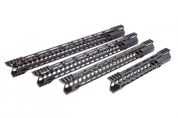 Understanding the Two Most Common AR-15 Rail Systems