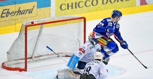 A defender shoots Kloten to victory